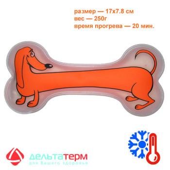 Солевая грелка детская «Такса»: игрушка, символ года 2018 – купить «З в 1» за невысокую цену